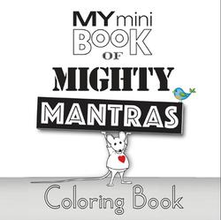 My Mini Coloring Book