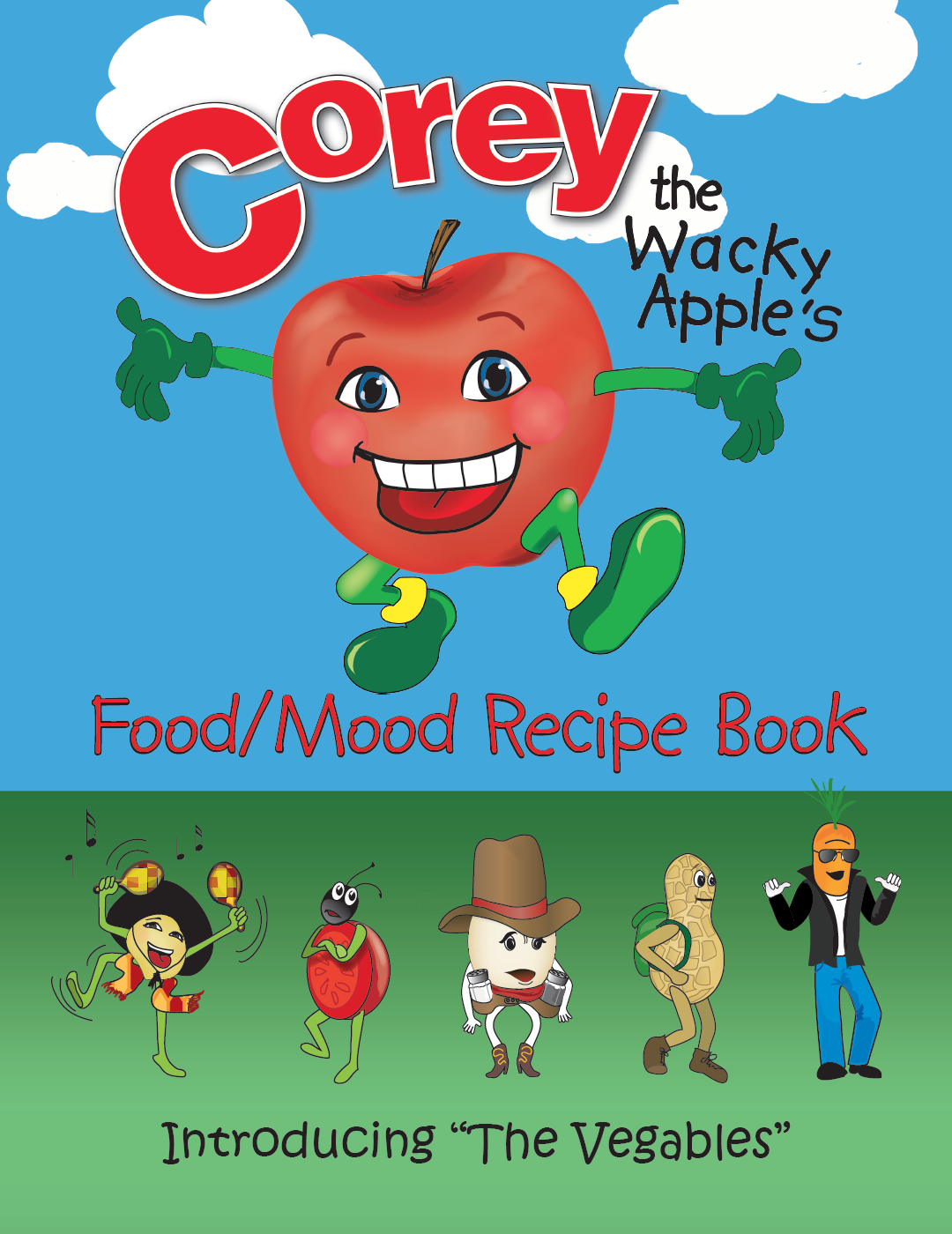 Corey's Food/Mood Recipe Book