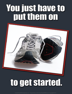 Just Put Them On!