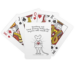 MantraMouse Playing Cards
