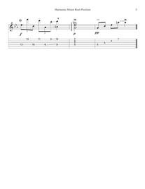 Harmonic Minor Root (1234) page 3