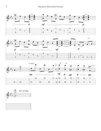 Harmonic Minor Root (1234) page 2