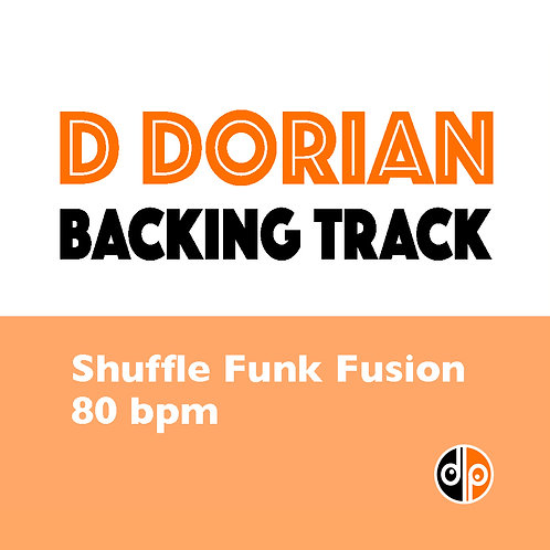 Backing Track - D Dorian