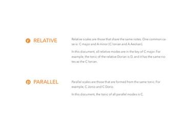 Relative / Parallel