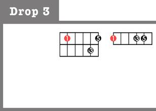 Minor Triads - Drop 3