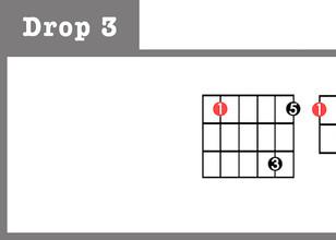 Major Triads - Drop 3