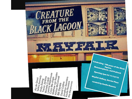 Creature From The Black Lagoon | 11 December 2015