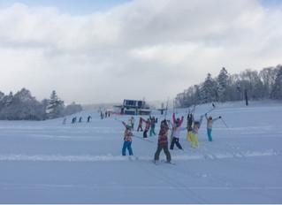 スキー実習 最終日
