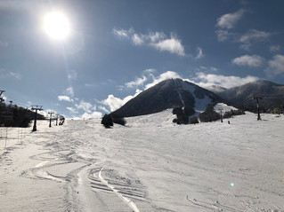 高2 スキー実習2日目