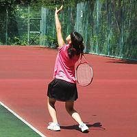 藤村女子テニス部