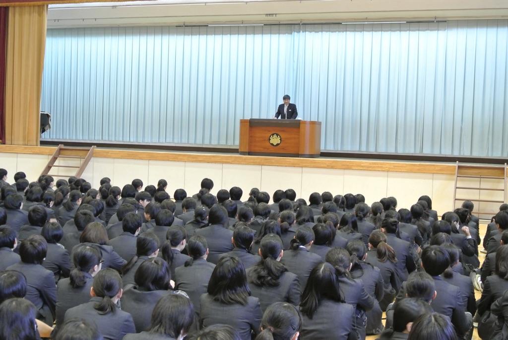 藤村女子高等学校画像