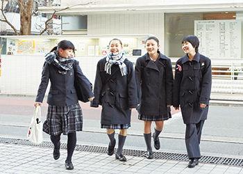 藤村女子中学,学校生活,楽しい,面白い,勉強,クラブ活動,わかりやすい,