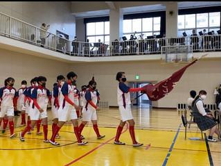高校関東大会 壮行会