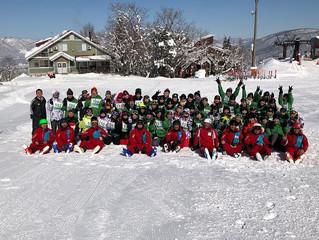 高2 スキー実習最終日