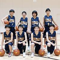 藤村女子バスケットボール部