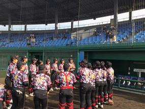 第66回 全国私立高等学校女子ソフトボール選抜大会 予選リーグ 第3試合