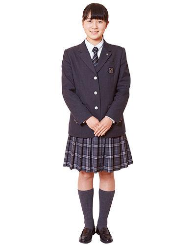藤村女子高校,制服