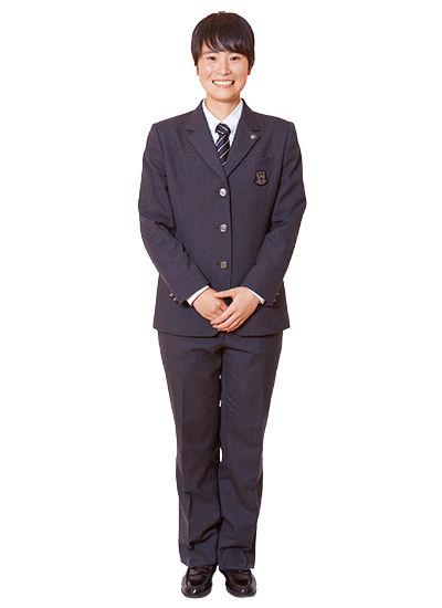 藤村女子高校,制服,スラックス