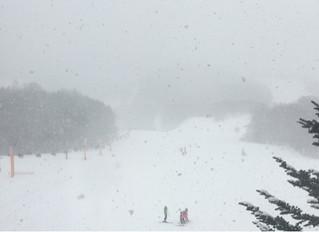 スキー実習 4日目