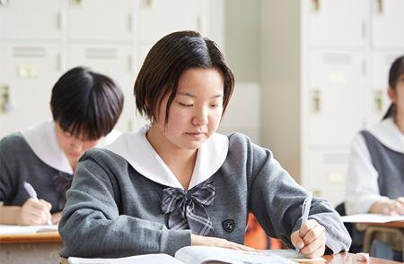 藤村女子中学,特進コース
