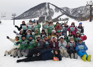 スキー実習3日目