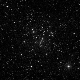 Messier 41 - Open Star Cluster