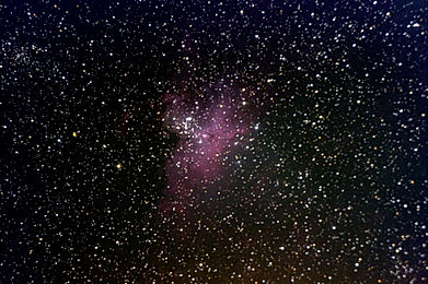 Messier 16 - Eagle Nebula