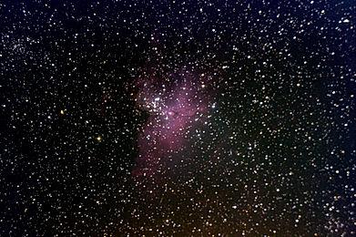 Messier 16 - Eagle Nebula