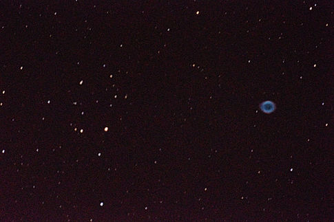 Messier 57 - Ring Nebula