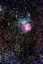 Messier 20 - Trifid Nebula