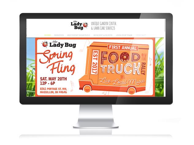 The Lady Bug