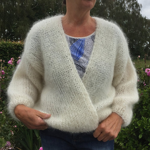 Patroon mohair bernadette vest style handknitria nld nr 12