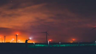 Scoop Hill Wind Farm