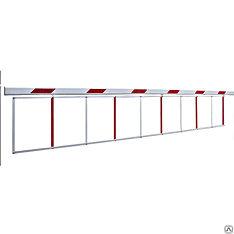 Юбка для стрелы шлагбаума или штора