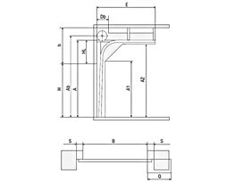 Высокий подъём секционные ворота