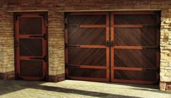 Уличные двери и секционные ворота