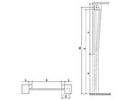 Вертикальный подъём секционные ворота