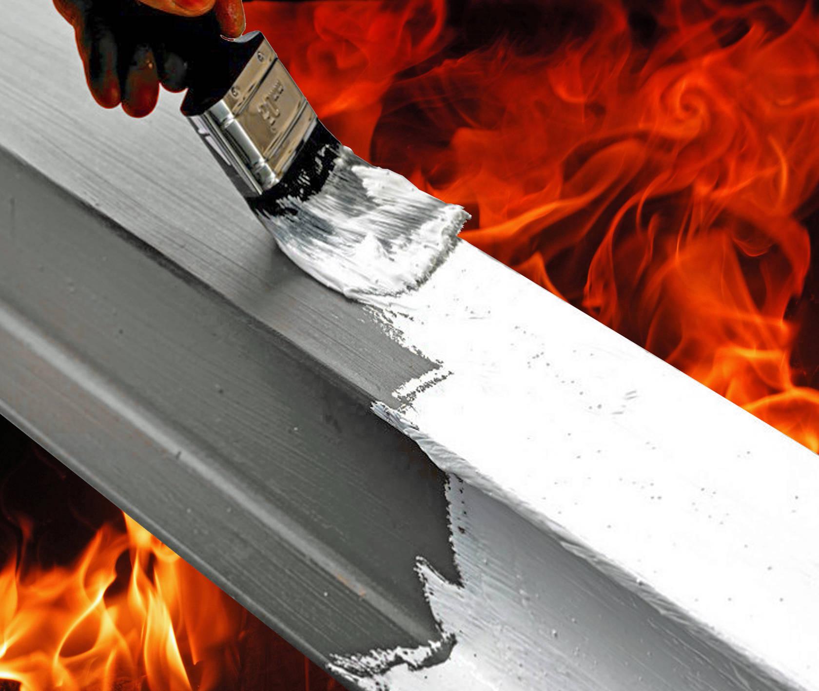 NewtOn Fireproof paint