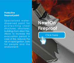 Newton Fireproof paint