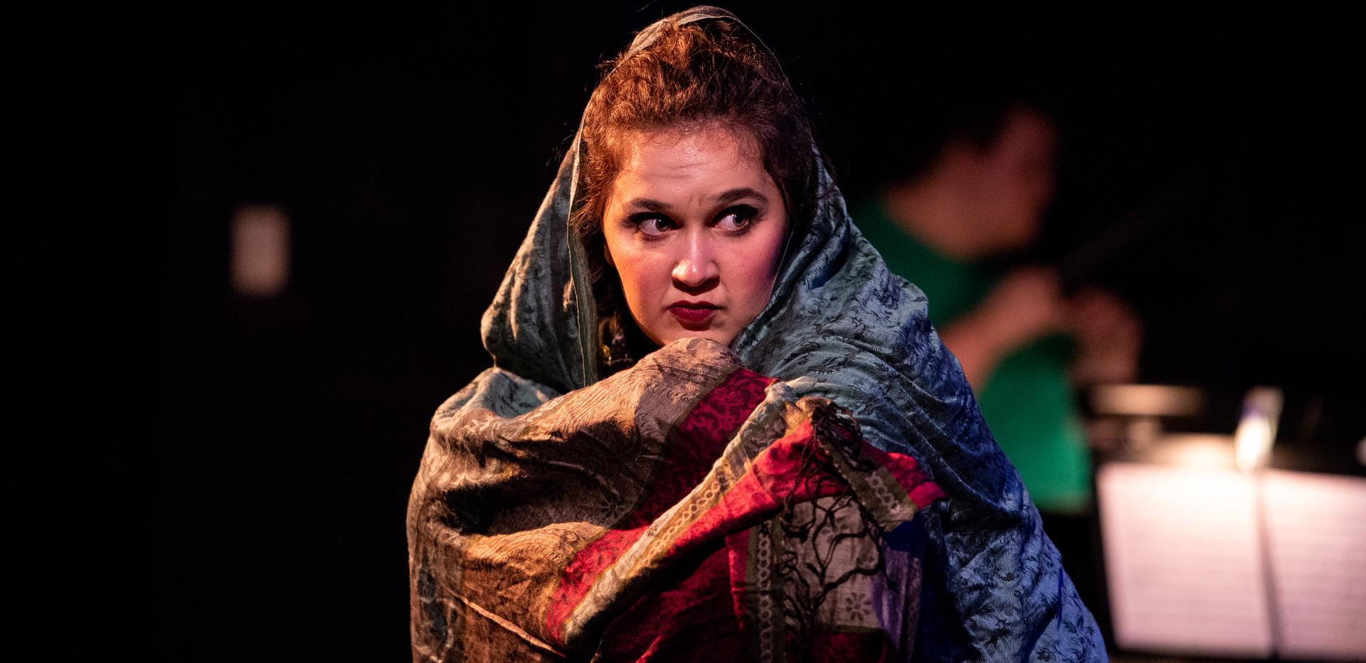 Amelia Smith as The Princess Puffer