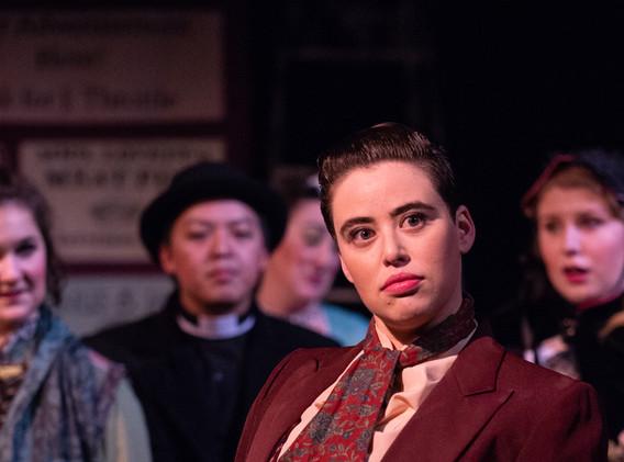 Zoe Sheinkopf as Neville Landless