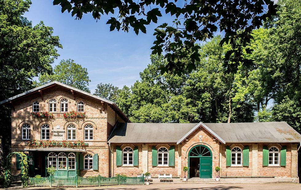 Gützkow Unterkunft Hasenberg