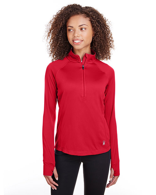 Spyder Ladies Freestyle Half Zip Pullover