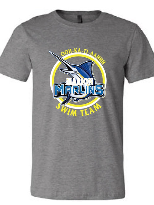 Marion Marlins Youth Tee