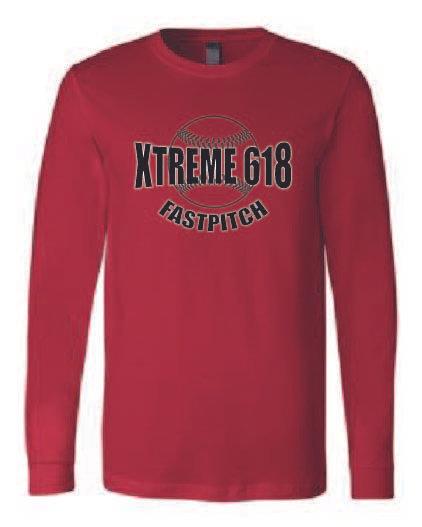 Xtreme 618 Long Sleeve T Shirt