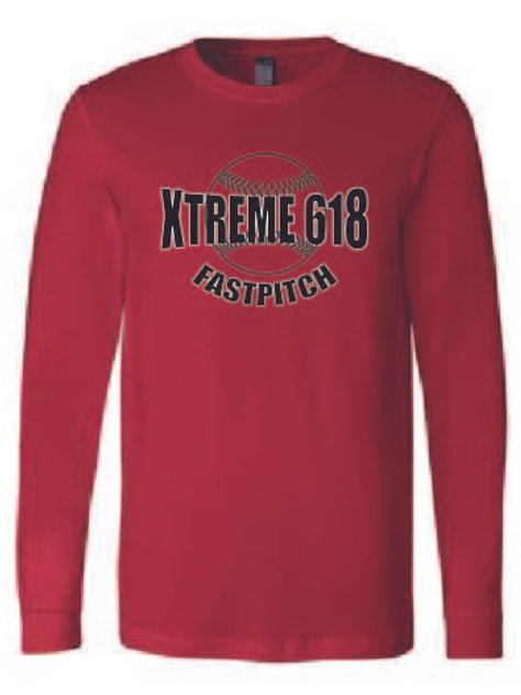 Xtreme 618 Long Sleeve T Shirt