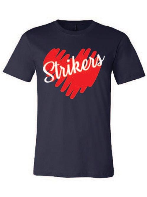 Strikers Scribble Heart