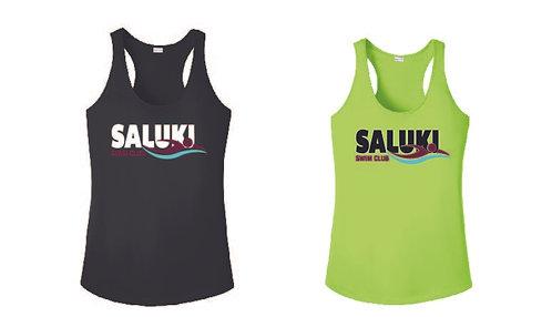 Saluki Swim Ladies Tank