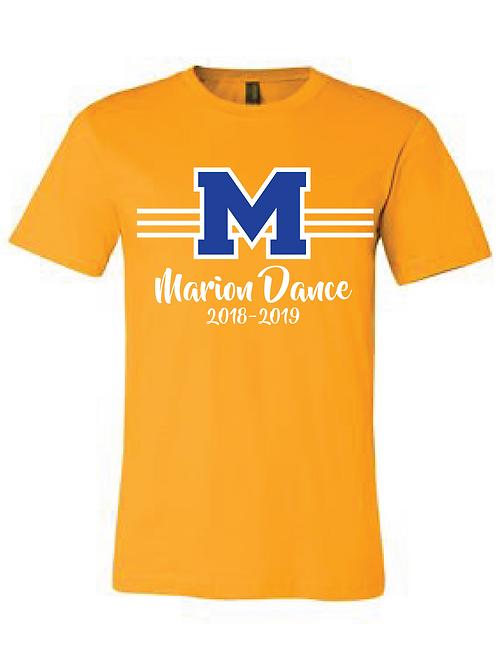 Marion Dance Team T Shirt