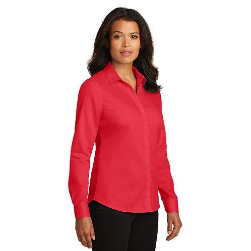 Red House Ladies Non Iron Twill Shirt
